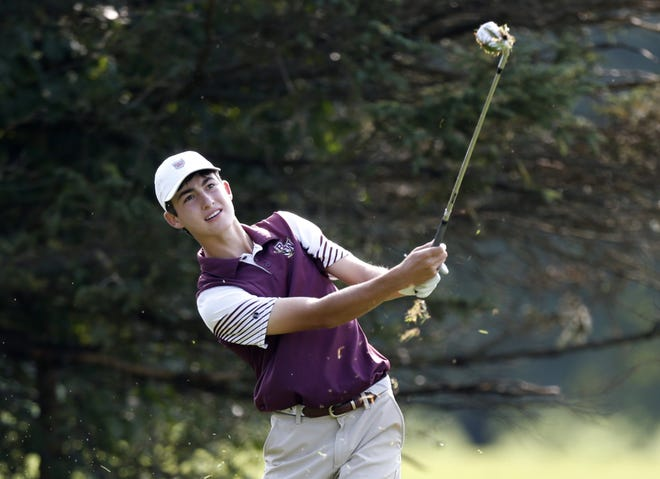 Watterson junior Carson Trafford shot a 74 in the Division I district tournament Oct. 13 at Apple Valley, falling short of advancing to state.