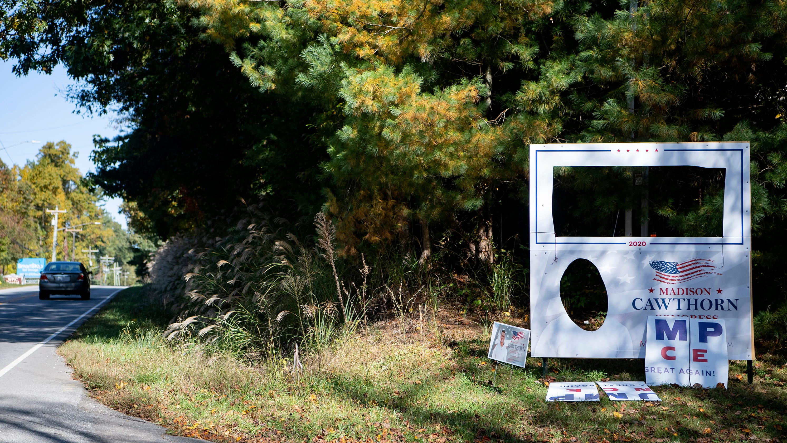 Sign of the times: Vandalism, stolen political signs worst ever, some say