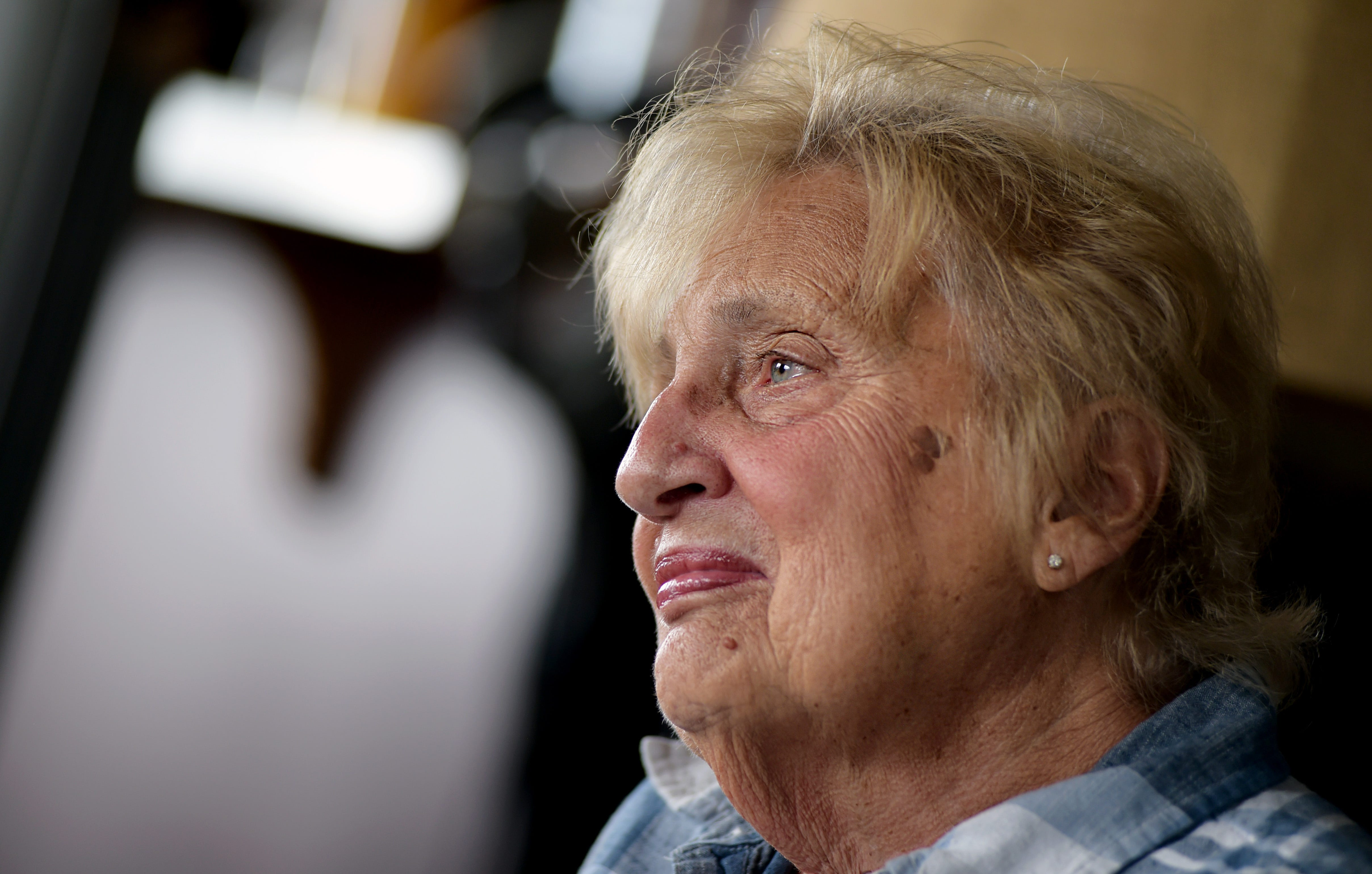 Sandy Polakovich's battle with COVID-19 included two hospitalizations and being placed on a ventilator. The Johnson City resident lost her of 59 years, Bill Polakovich, to the virus. October 7, 2020.