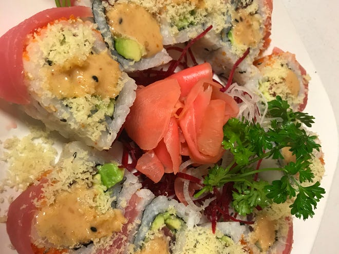 Jao Thai Kitchen in Melbourne is hosting Halloween Happy Hour from 5 to 7 p.m. Mondays through Thursdays. Enjoy a different special each day with dishes such as the Mango Jungle Roll.