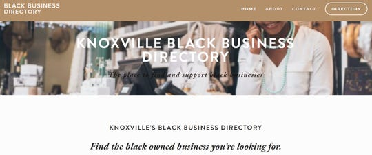 Entrepreneur Damon Rawls launched Knoxville's Black Business Directory Oct. 1. It can be found at knoxvilleblackbusiness.com.