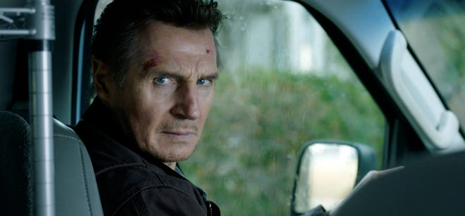 """Liam Neeson is out to set things right, after trying to set things right, in """"Honest Thief."""""""