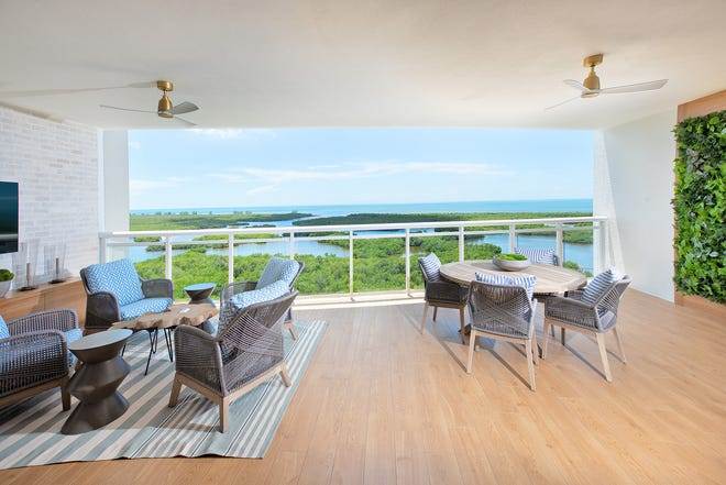 Only 10 residences remain in Tower 200 at Kalea Bay, all with expansive lanais.