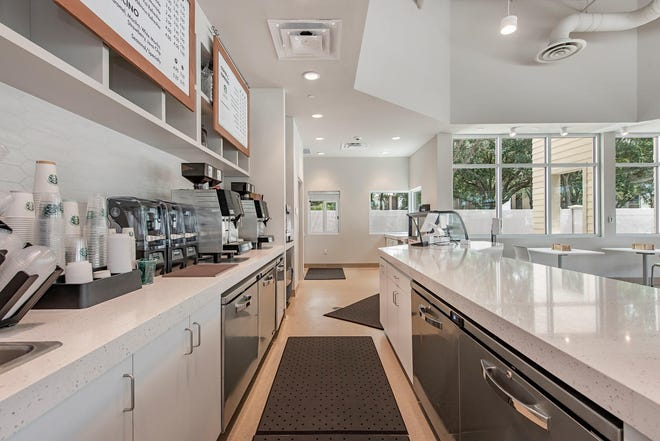 Lulu's Kitchen – a multifunctioning facility including a breakfast and lunch café, culinary institute, and event venue owned and operated by the local non-profit St. Matthew's House has been completed by Connor & Gaskins Unlimited.