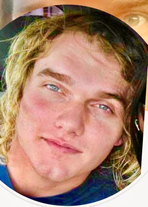 Cooper Hoskyns, 32, was shot and killed Sunday night.