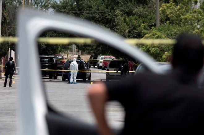México vive una ola de violencia sin precedentes y en 2019 se reportaron más de 34.600 homicidios dolosos y cerca de 1.000 feminicidios.