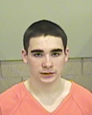 Raymond Carp, pictured at age 15, convicted of killing Maryann McNeely inside her Casco Township home.