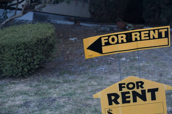 If you're looking for a home to rent, be on the alert for scammers. (Photo: Ayrton Ostly/The Californian/USAT File)