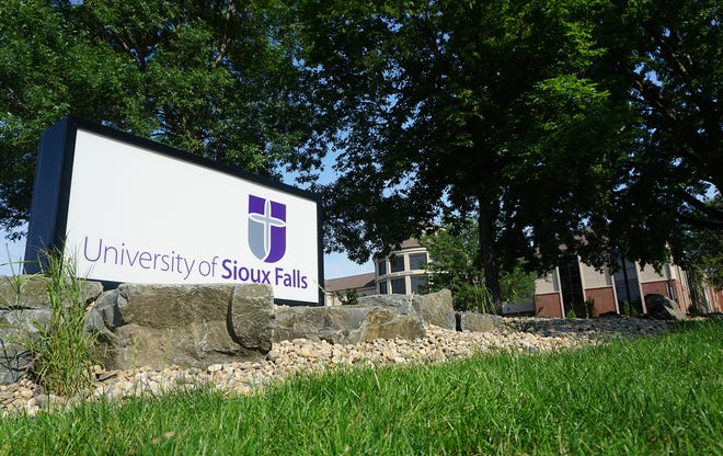 University of Sioux Falls campus