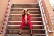 Elizabeth Botello, one of the candidates running for Oxnard Union High School District school board