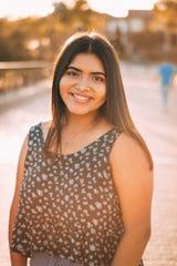 Janessa Garcia, one of the candidates running for Oxnard Union High School District school board