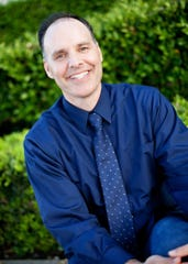 Steve Hall, one of the candidates running for Oxnard Union High School District school board. Davis is one of the incumbents for the race.