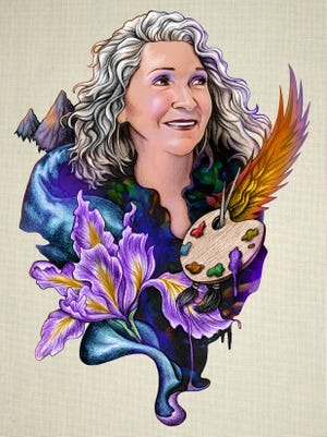 Linda Regula's legacy will be honored as ArtCOZ and the You Will Rise Project hold a fundraiser Saturday aimed to establish an art scholarship in her name.