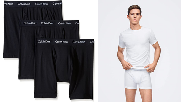 Amazon Prime Day 2020: Calvin Klein Boxer Briefs
