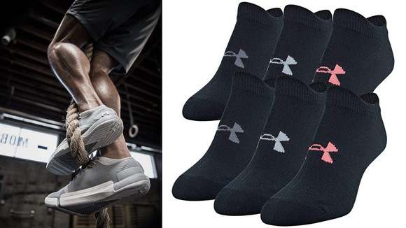 Amazon Prime Day 2020: Under Armour Socks