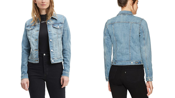 Amazon Prime Day 2020: Levi's Jean Jacket