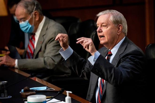 Sen. Lindsey Graham, R-S.C.