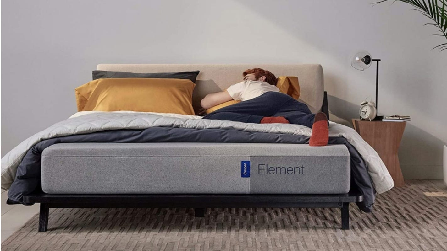 Score the Casper Element Mattress at a great price during Amazon Prime Day