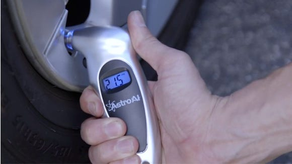 The AstroAI digital tire pressure gauge is discounted for Amazon's annual Prime Day sale.