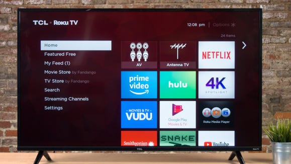 Amazon Prime Day 2020: The TCL 4-Series 4K Roku TV