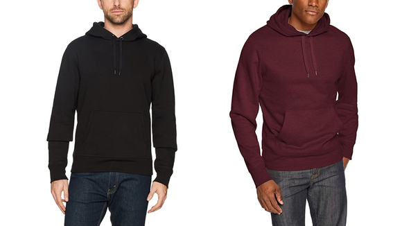 Amazon Prime Day 2020: Amazon Essentials Hooded Sweatshirt