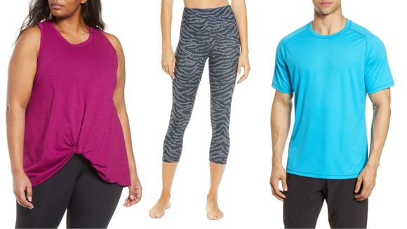 Best health and fitness gifts 2020: Zella activewear