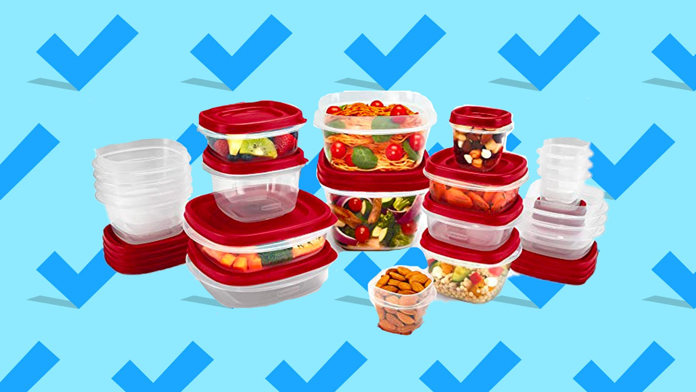 Get this best-selling Rubbermaid food storage set at a steal for Amazon Prime Day 2020
