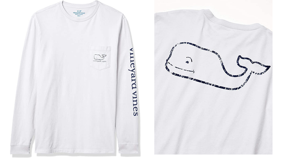 Amazon Prime Day 2020: Vineyard Vines Men's Long Sleeve
