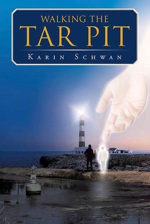 """Karin Schwan's bool """"Walking The Tar Pit"""""""
