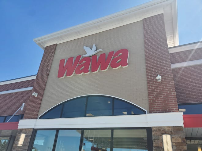 A new Wawa at 929 Bustleton Pike in Lower Southampton will open Thursday.