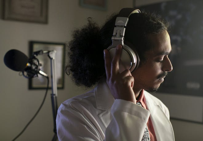 """Torki Barayan is a fourth-year pharmacy student at Ohio State University, who has always been passionate about fighting the opioid epidemic as a future pharmacist, but that mission became even clearer when he lost his younger brother to a laced heroin overdose. He recently released a rap song titled """"War on Drugs."""""""
