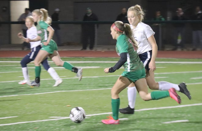 The Crookston and East Grand Forks girls' soccer teams both had their seasons come to an end in this week's Section 8A playoffs.