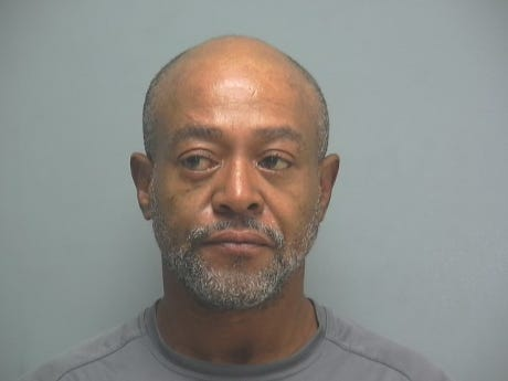 Ricky Ball was apprehended by the U.S. Marshals while on a bus to Chicago.