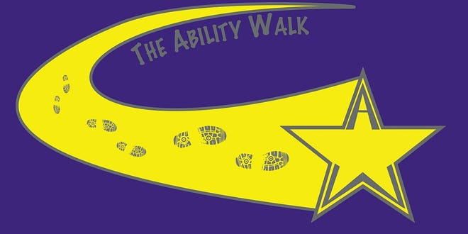 Columbia Central High School will host The Ability Walk this Sunday to recognize those in the workforce with special needs, as well as raising funds to help found a new local business, Thrift Love, a new thrift store who is looking to provide jobs to workers with disabilities. (Courtesy graphic)