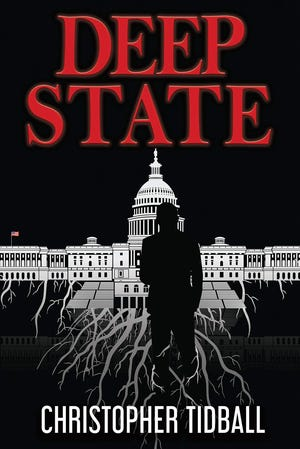 """Deep State"" by Christopher Tidball"