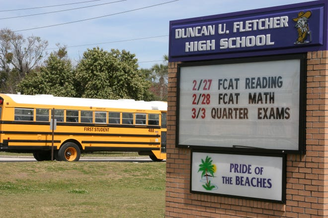 Fletcher High School will close Thursday through Monday because of multiple COVID-19 cases, the school district confirmed.