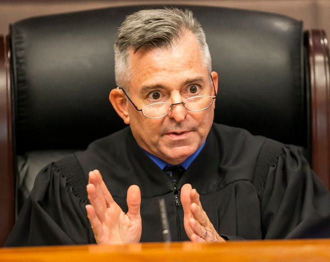 Circuit Judge Anthony Tatti has expressed interested in a seat on the court of appeals.