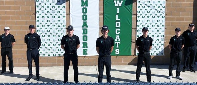 The 2020 Mogadore boys golf team will compete in the Division III state championship Friday and Saturday at NorthStar Golf Club in Sunbury.