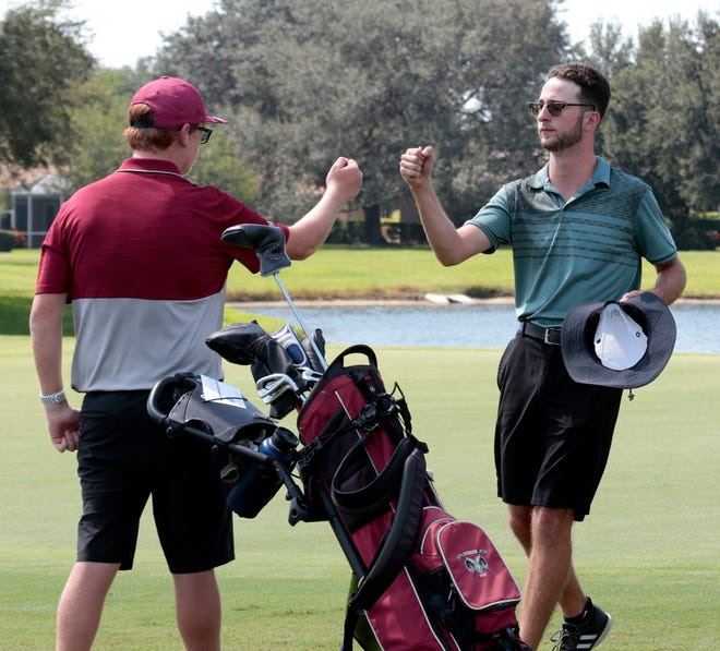 Area teams will compete in the regional golf tournaments Monday and Tuesday.