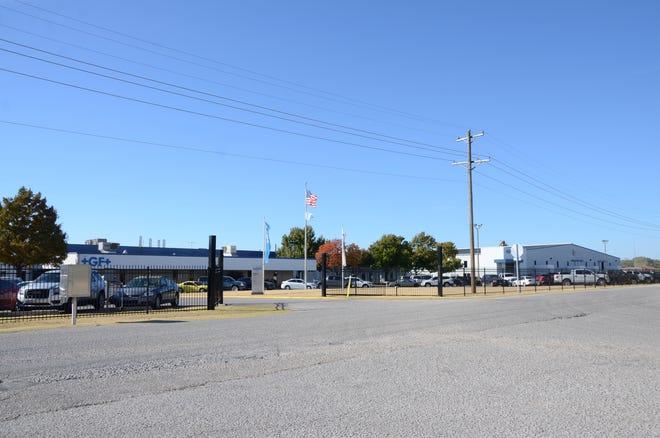 Georg Fischer Central Plastics, in Shawnee, Ok.