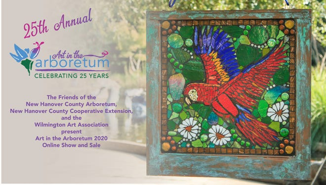 Art in the Arboretum 2020 online show and sale