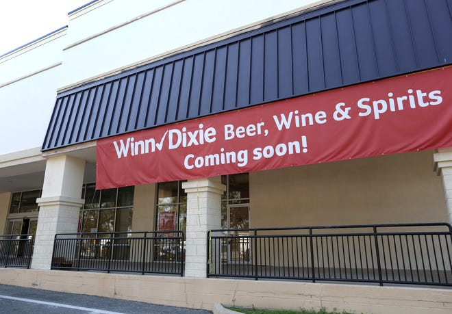 A Winn-Dixie grocery store will open Nov. 11 at the former Lucky's Market, 1459 NW 23rd Ave., in Gainesville. The new store will include a tap room, along with expanded signature categories, including fresh and dried peppers, tomatoes and mushrooms and a unique assortment of tropical fruits and berries.