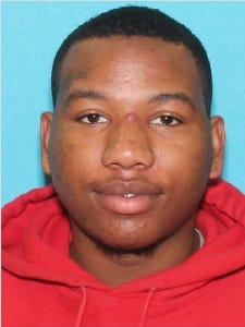 Nykeim Zantwan Thompson, 20, of Burlington.