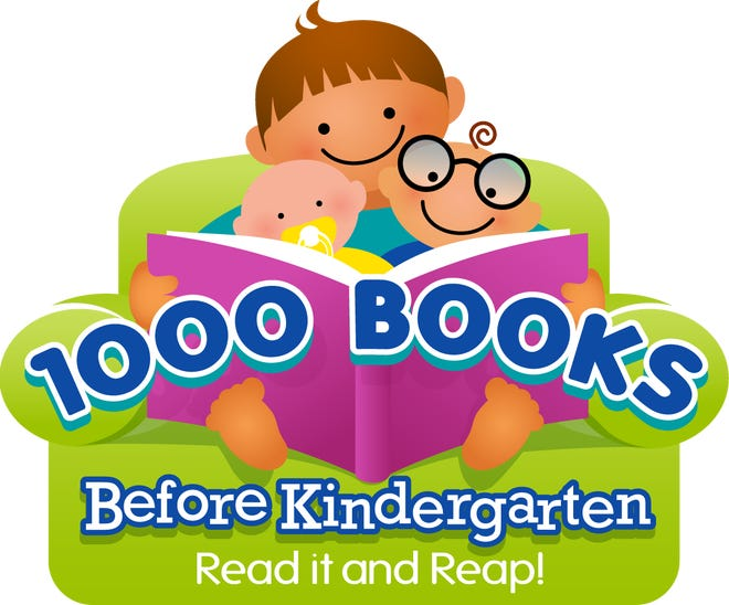 The Clarksville-Montgomery County Public Library has begun the 1000 Books Before Kindergarten program that encourages parents and caregivers to read books to the newborn, infant, and/or toddler.