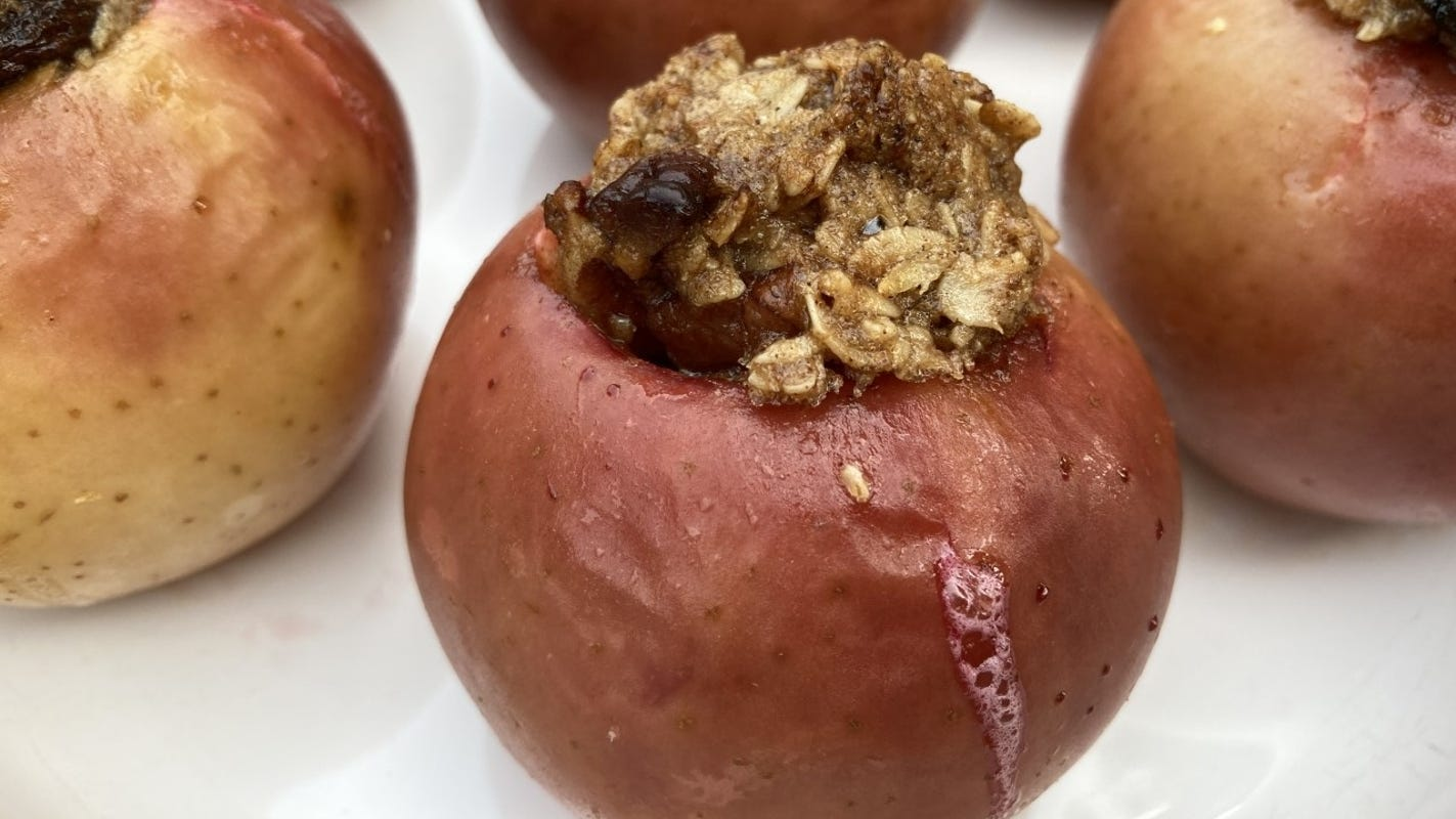 Baked apples: Easy and guilt-free treat perfect for fall