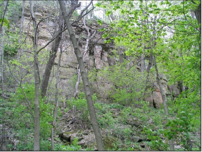 Fond du Lac County has made an offer to purchase a 24.6-acre parcel of land along the Ledge in the town of  Taycheedah to set aside as a nature conservancy.