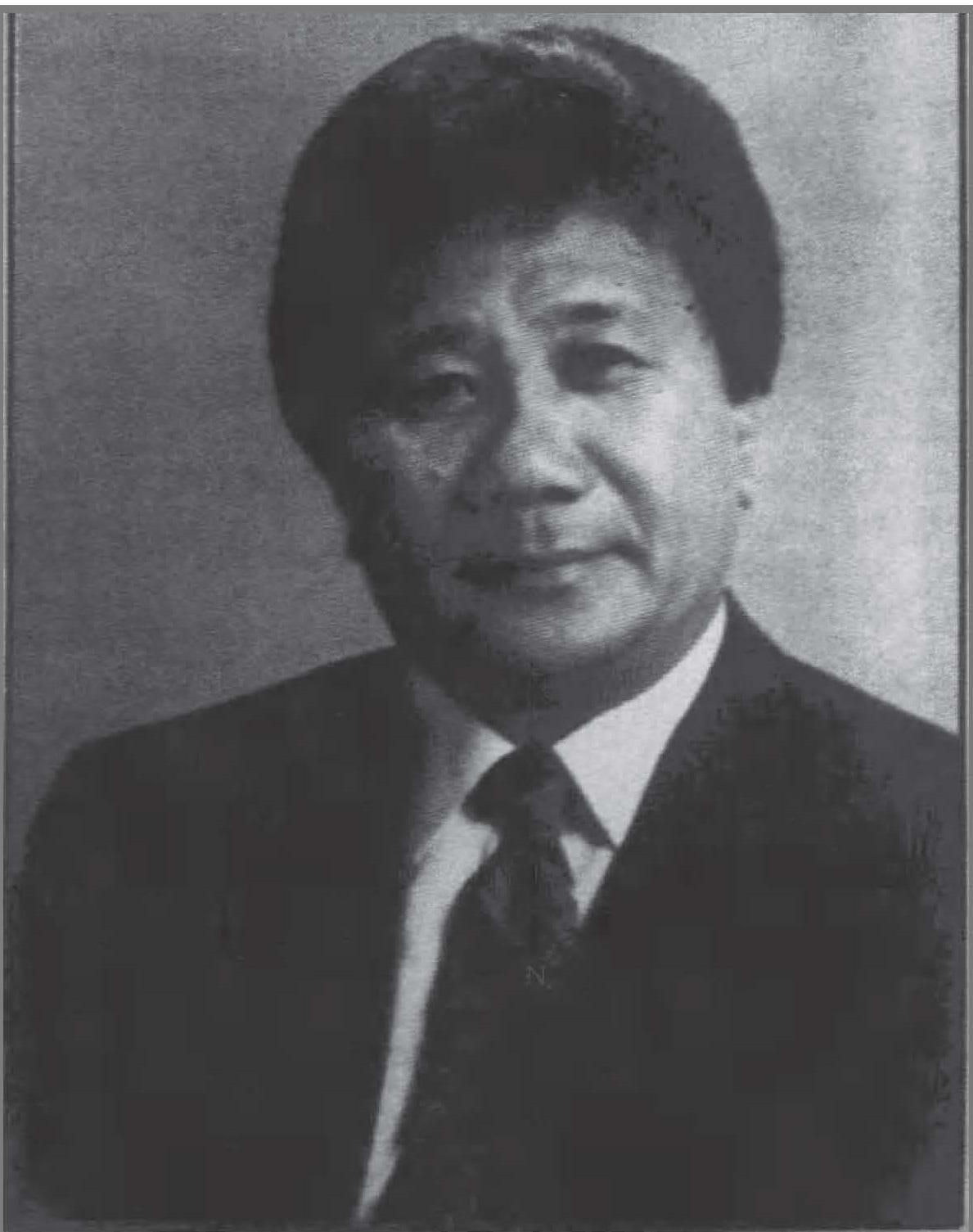 Kuniwo Nakamura in 1989
