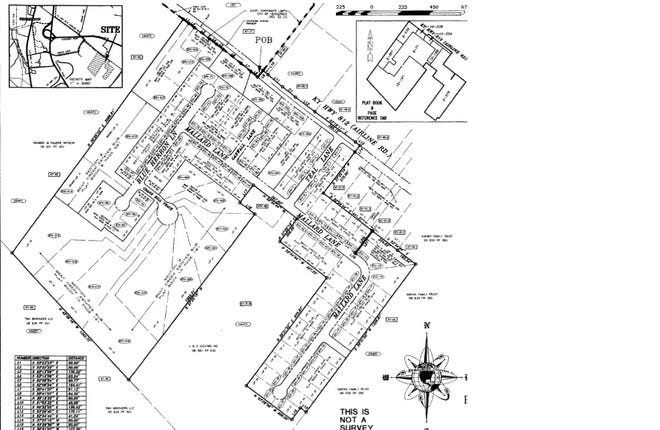 The City of Henderson plans to annex the Bent Creek Subdivision and the Bent Creek Estates Subdivision off Airline Road.
