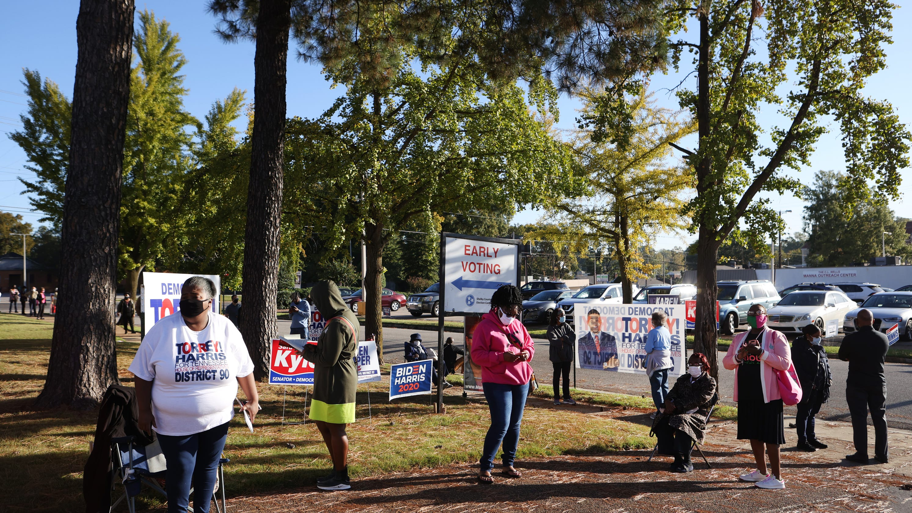 Black clergy aim to convert Memphians into voters as end of early voting nears