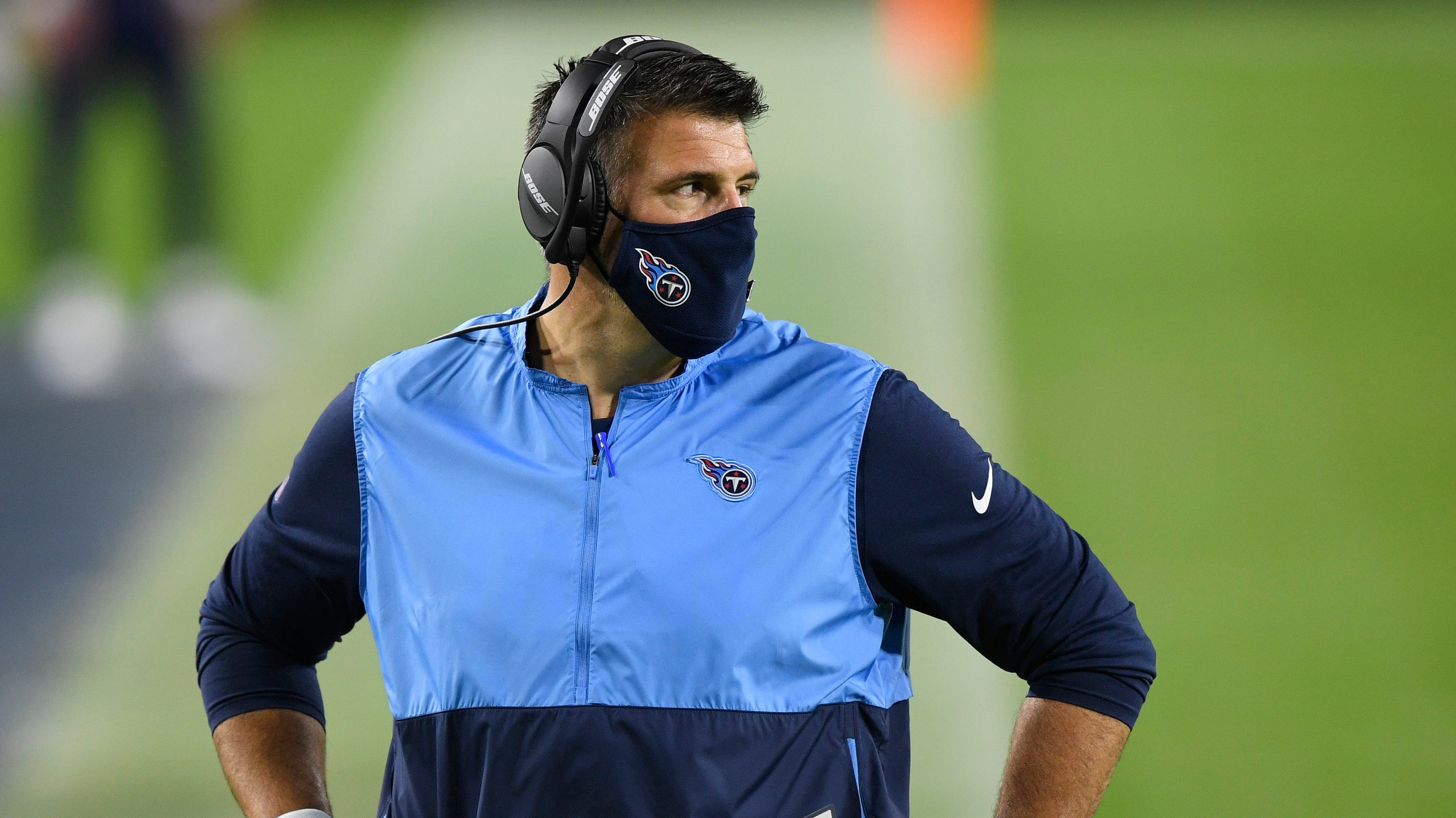 Titans' Mike Vrabel is the genius Detroit Lions thought they had in Matt Patricia